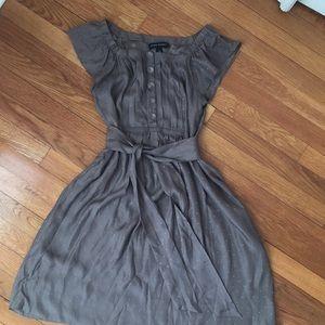 Silk Banana Republic Dress